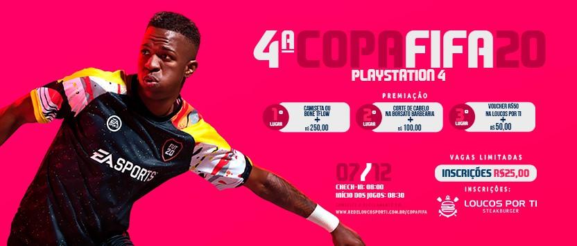 4ª Copa FIFA Loucos Por Ti