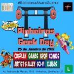 Pinheiros Geek Day