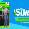 The Sims 4 Cozinha Moderna