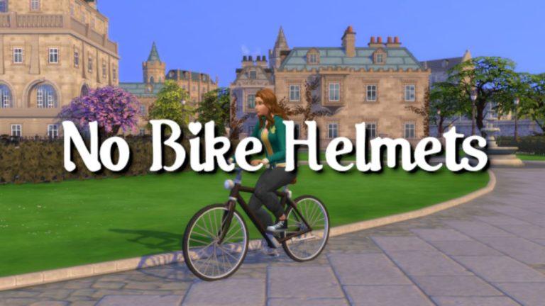 Bicicleta Mods The Sims 4 Vida Universitária