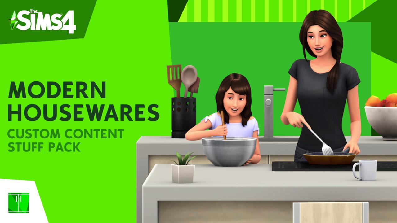 The Sims 4 Casa Moderna