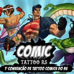 Comic Tattoo RS