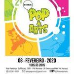 2º FEIRA POP & ARTS