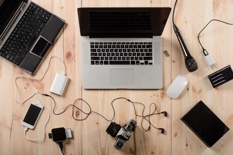 Lançamento de gadgets em Janeiro 2020