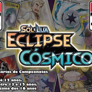 Pokémon: League CUP de Eclipse Cósmico