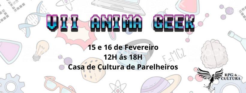VII Anima Geek