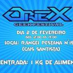 Oriex Geek Festival
