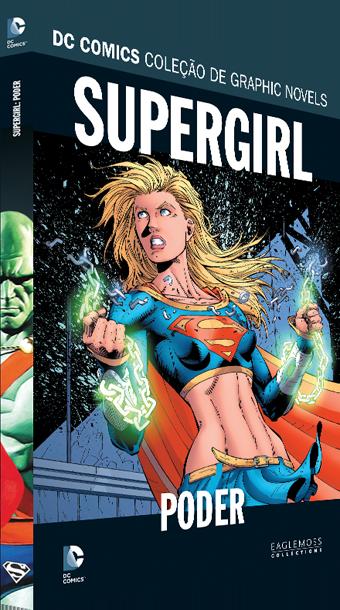 Dc Graphic Novels Ed. 104 - Supergirl: Poder