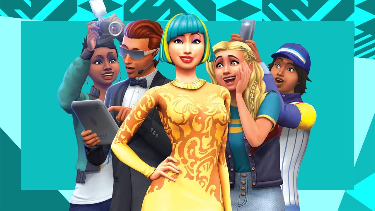 Conteúdo personalizado VSCO Girl The Sims 4