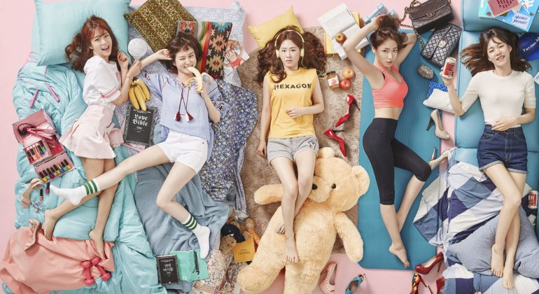 Série da Netflix: Hello My Twenties