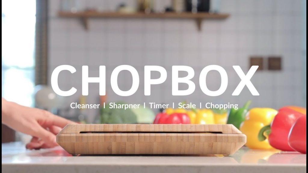 Chopbox Gadgets em Janeiro 2020
