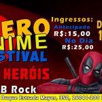 Hero Anime Festival