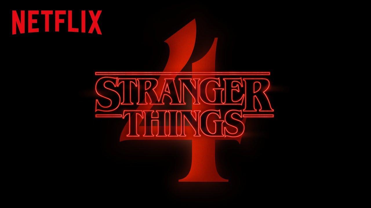 Stranger Things 4º temporada