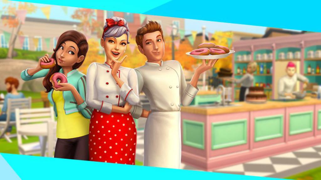 Carreiras no The Sims Mobile