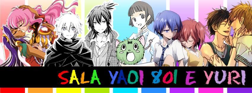 Sala Yaoi 801 e Yuri 17ª edição