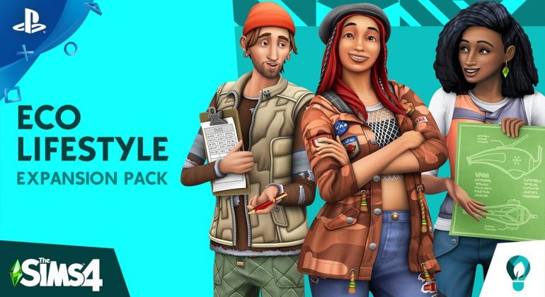 The Sims 4 Vida Sustentável