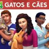 Cheats de The Sims 4 Gatos e Cães