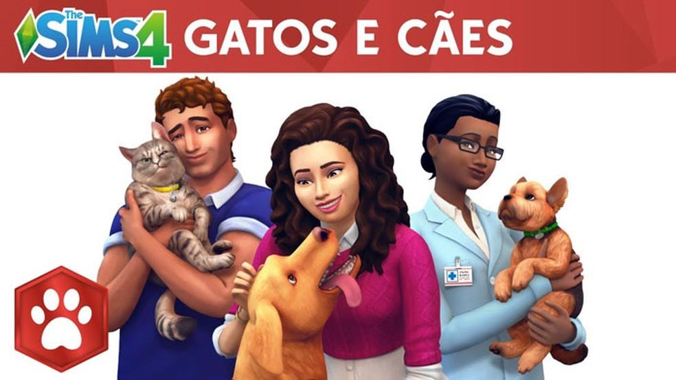 Cheats de The Sims 4 Gatos e Cães