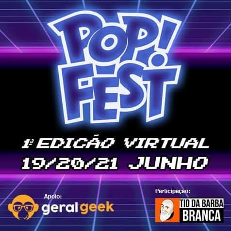 Pop! Fest virtual