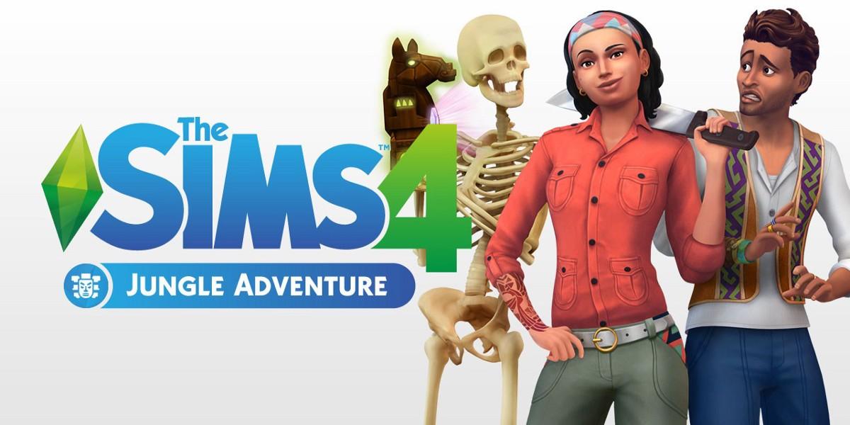 Cheats de The Sims 4 Aventura na Selva