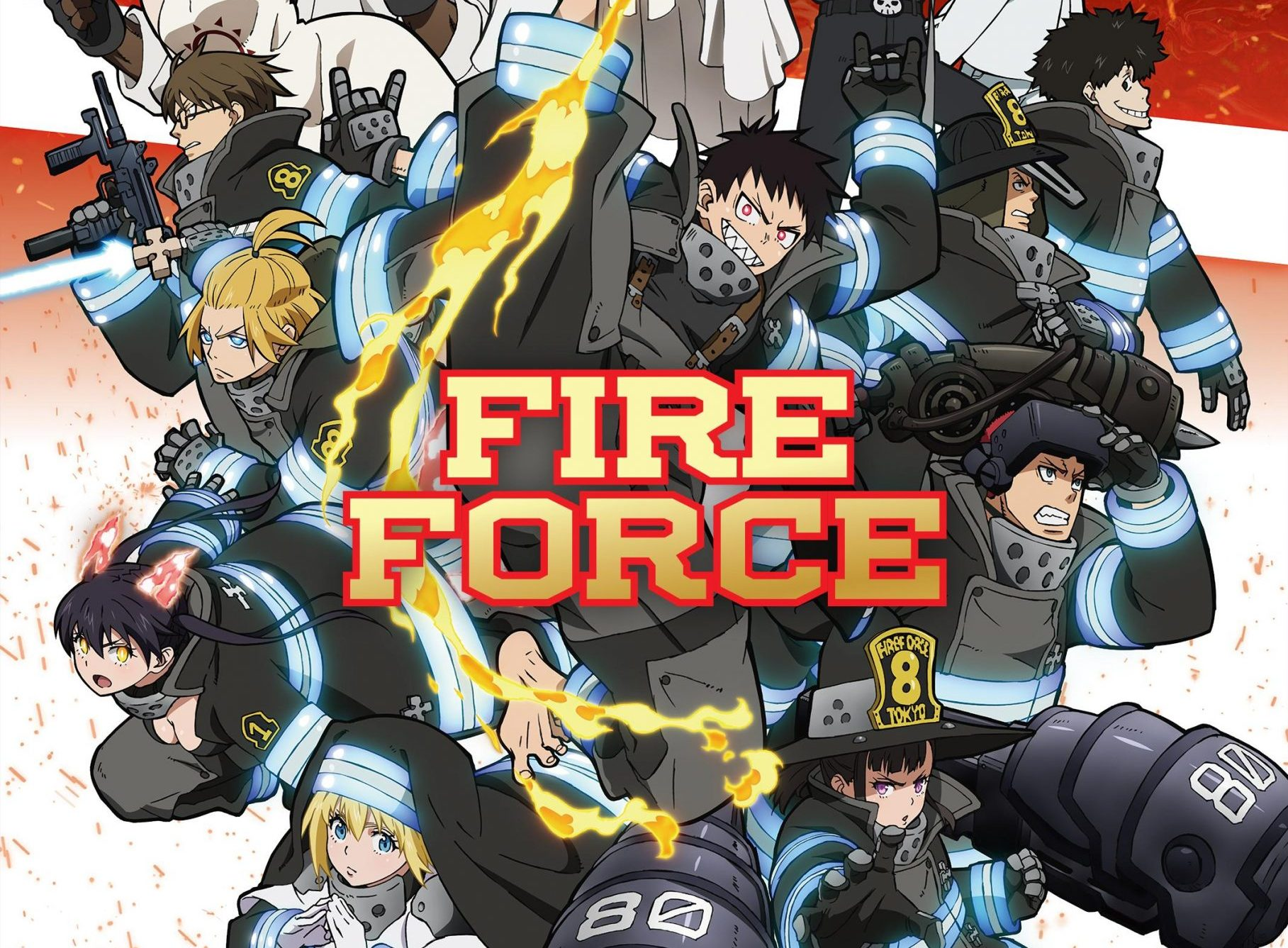 2.ª Temporada de Fire Force