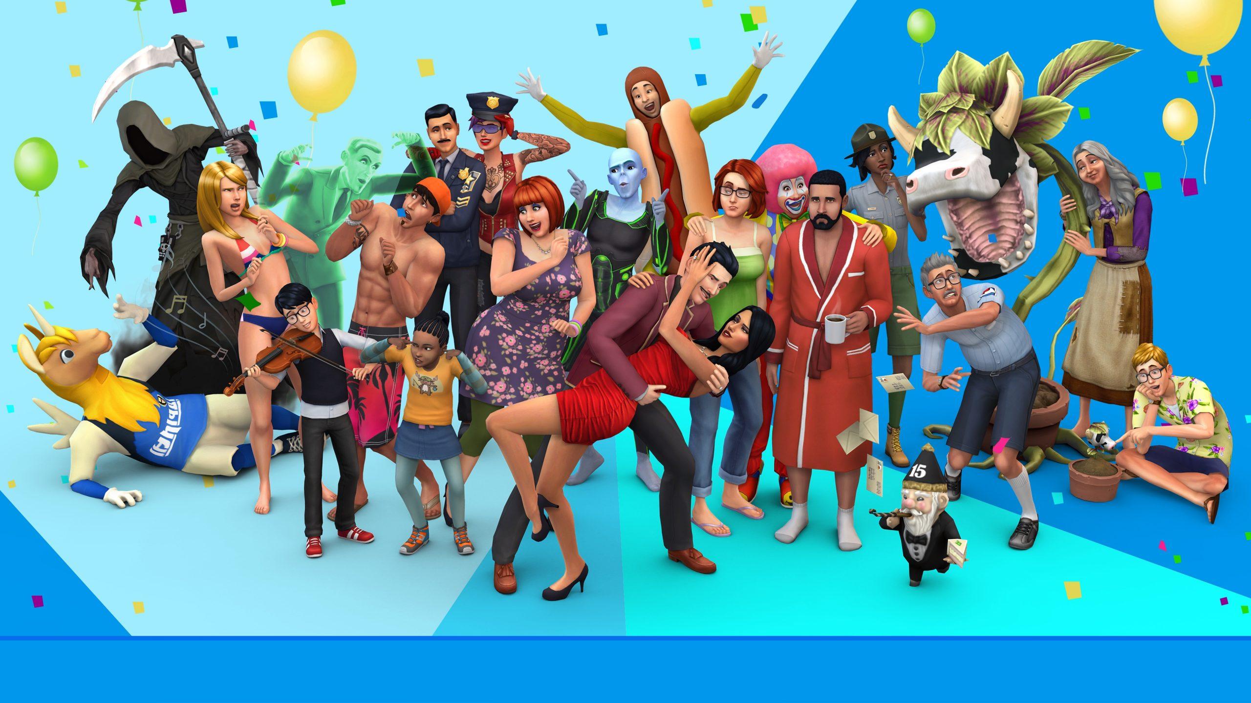 Promoção The Sims 4