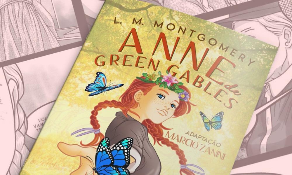 Graphic Novel de Anne With An 'E'