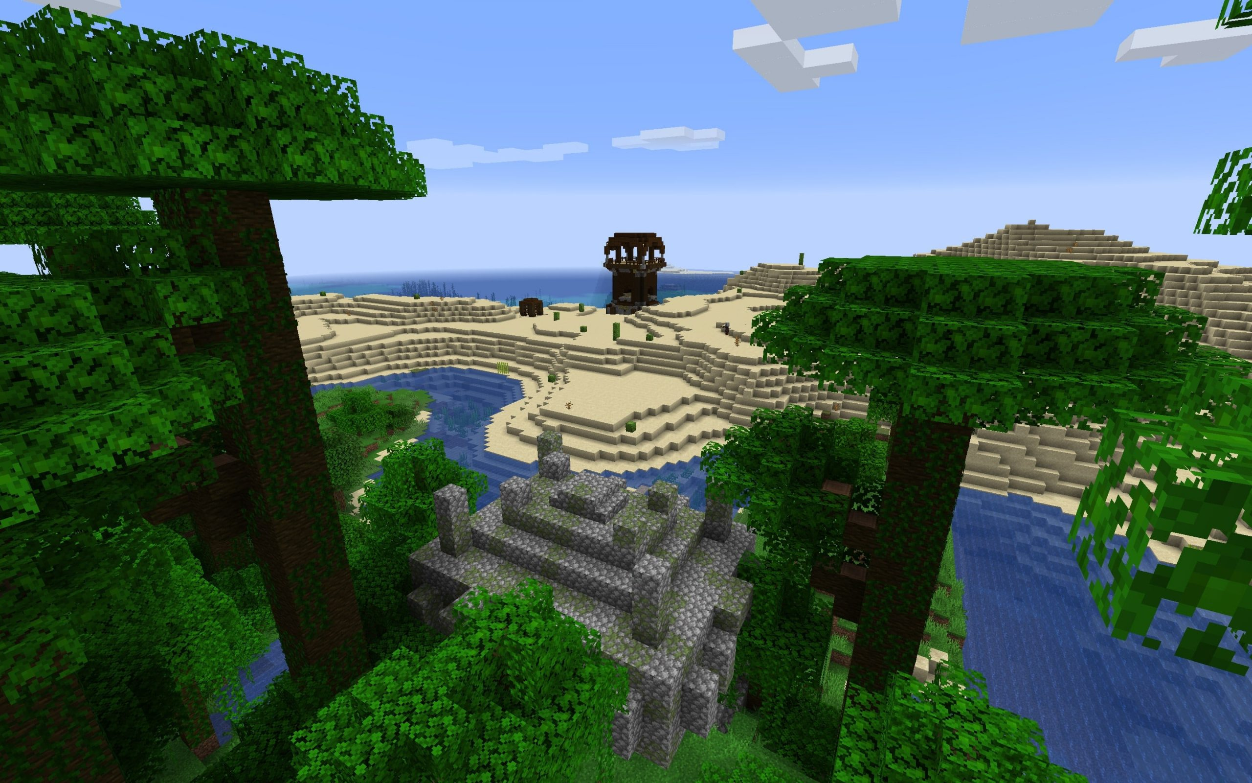 Sementes Minecraft