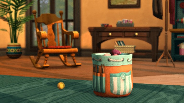 The Sims 4 Truques de Tricô