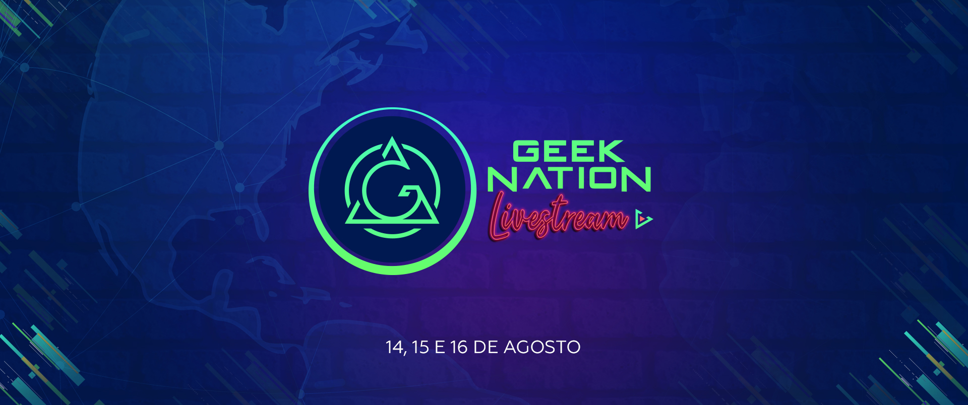 Geek Nation Livestream