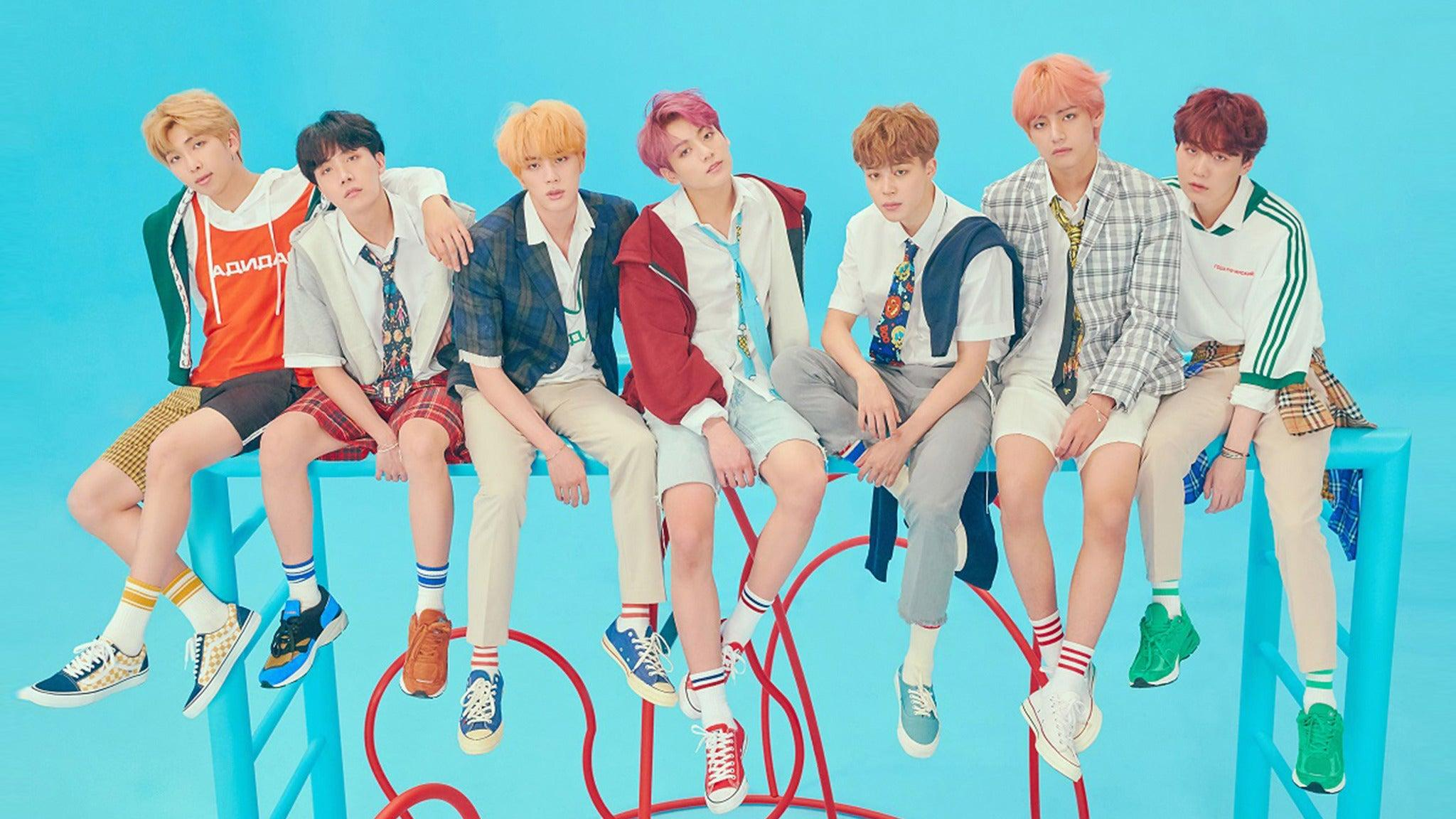 BTS no The Sims 4