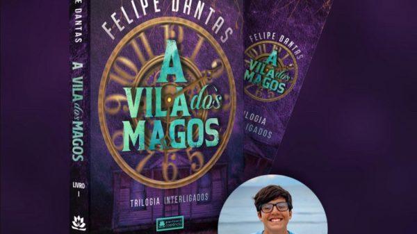 """""""A vila dos magos"""" De Felipe Dantas"""