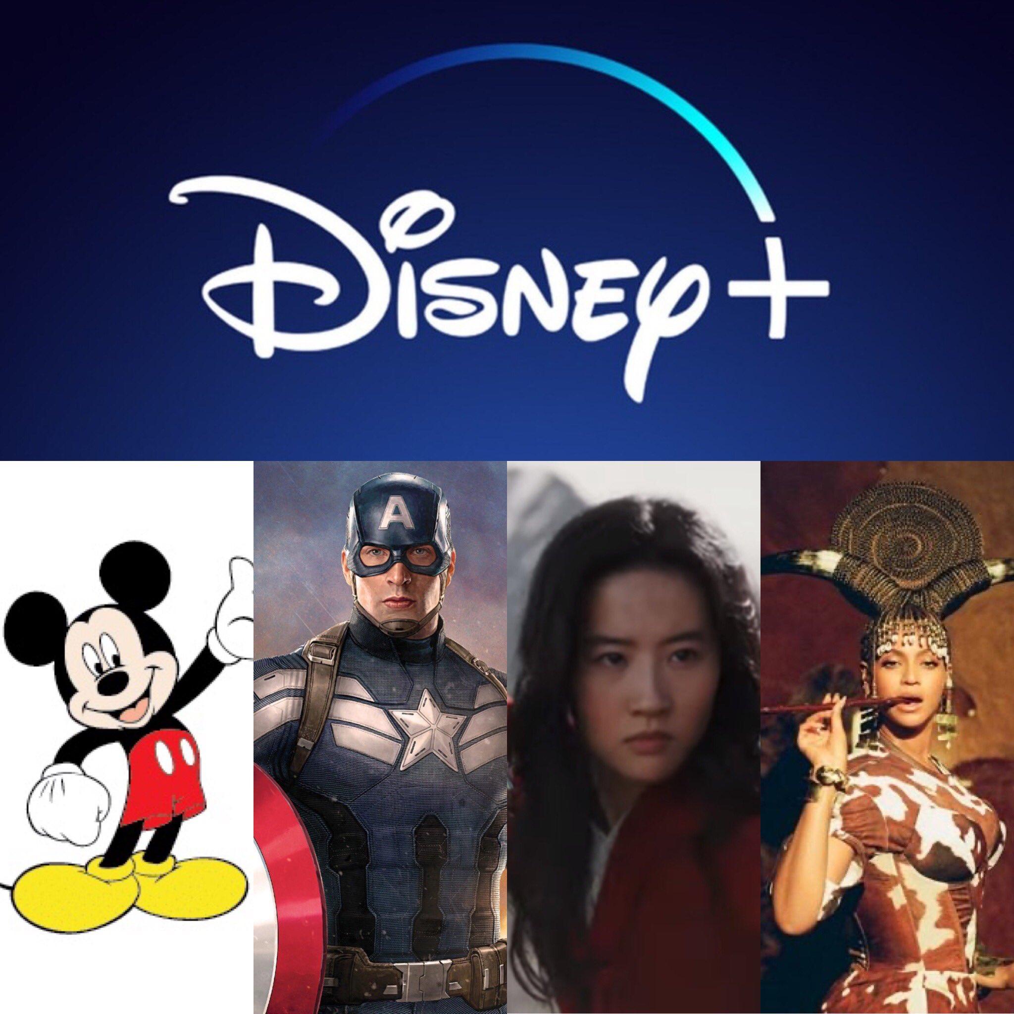 Disney+ no Brasil!