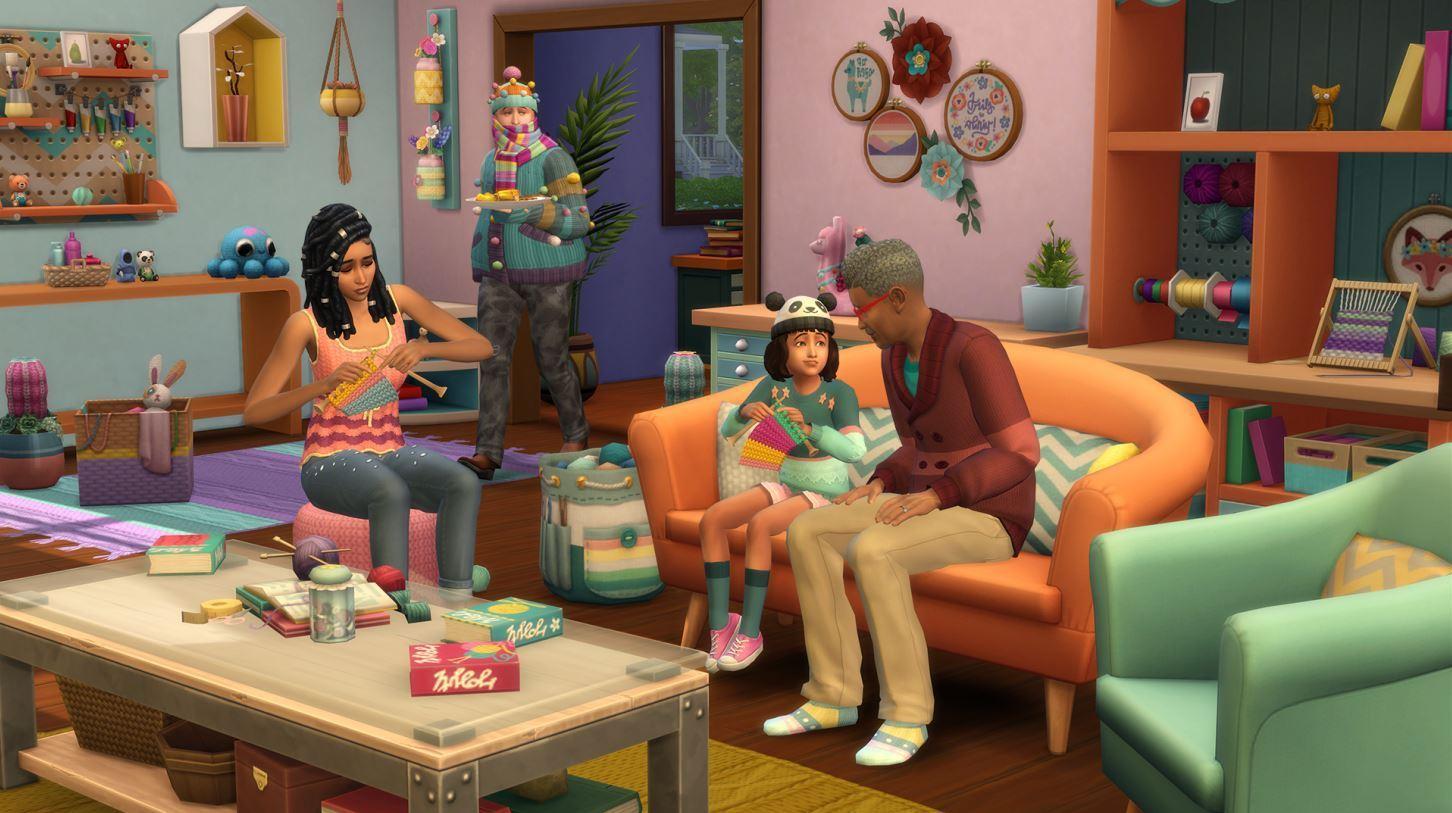 Cheats de The Sims 4 Truques de Tricô