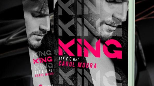 """King"" De Carol Moura"