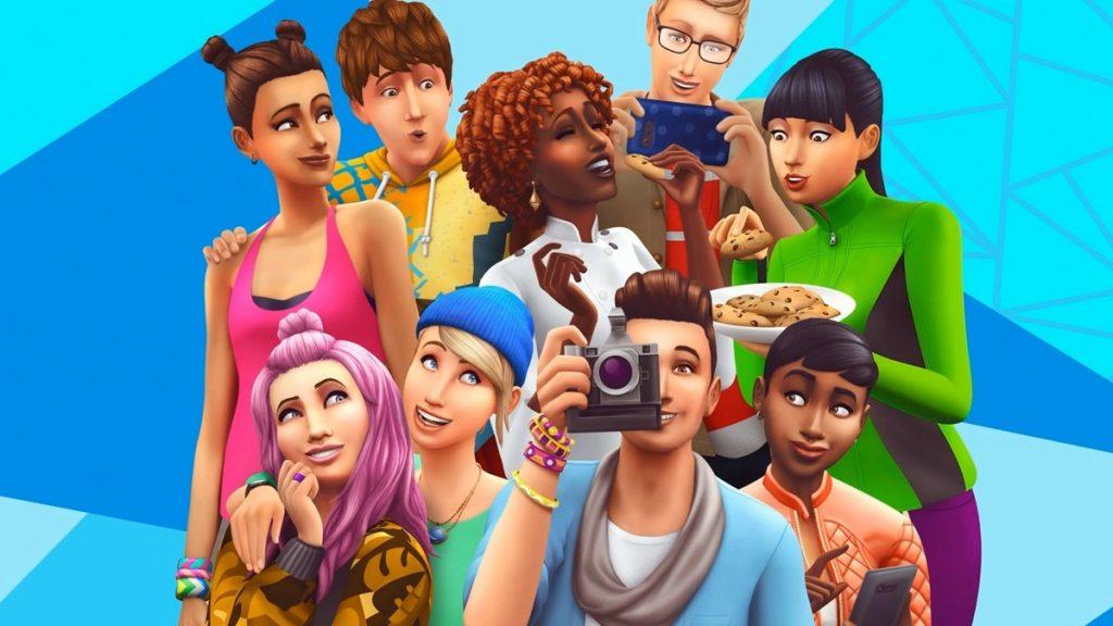 The Sims 4 grátis na Steam