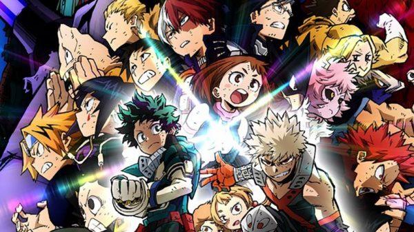 My Hero Academia – Ascensão dos Heróis