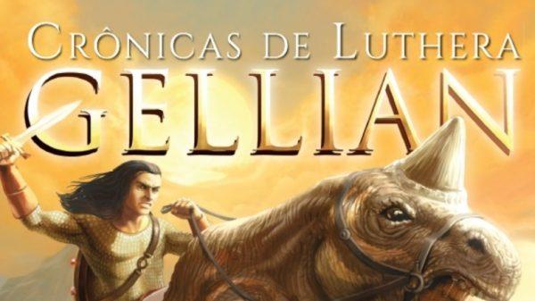 livro Crônicas de Luthera – Gellian