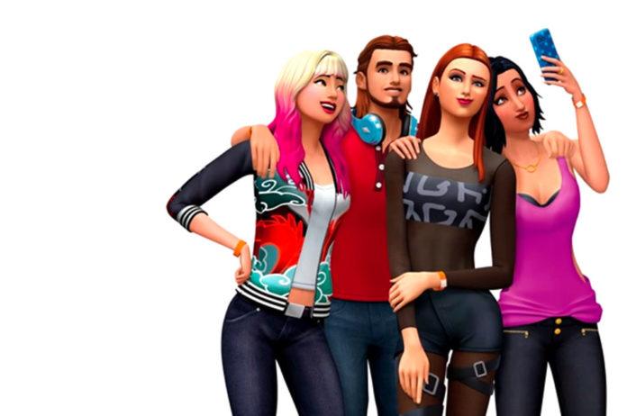 Simbook para The Sims