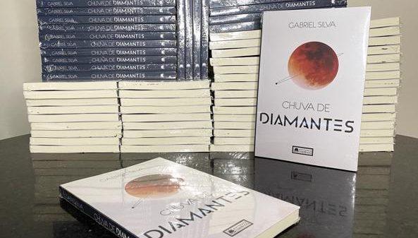 Literatura: Chuva de Diamantes de Gabriel Silva