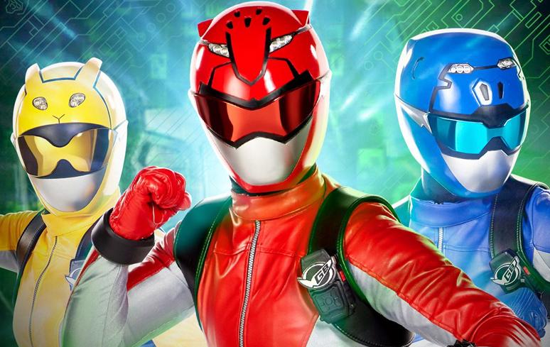 Power Rangers Morfagem Feroz