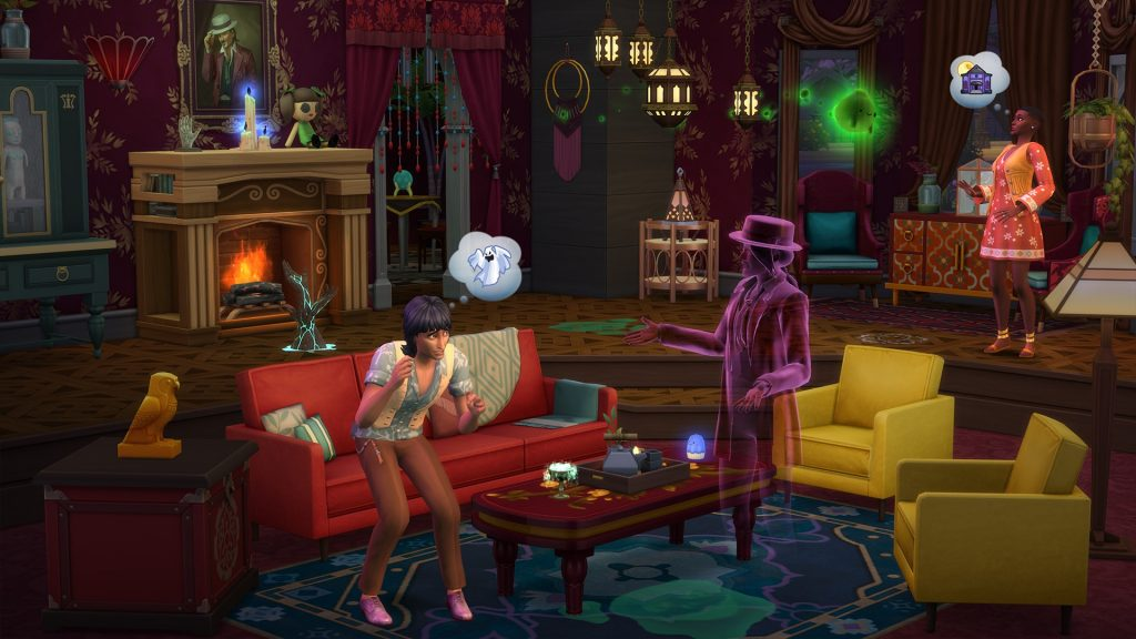 The Sims 4 Sobrenatural