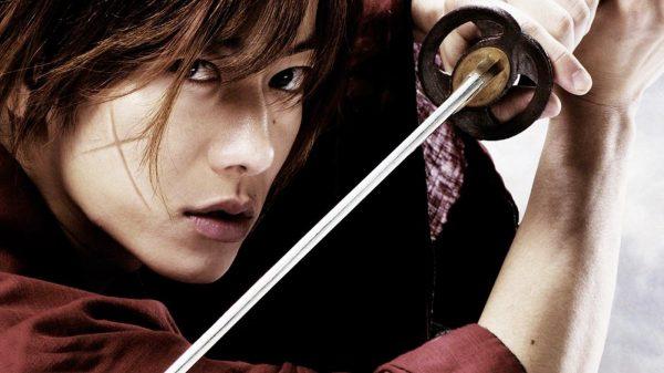 Takeru Sato em Samurai X - O Filme