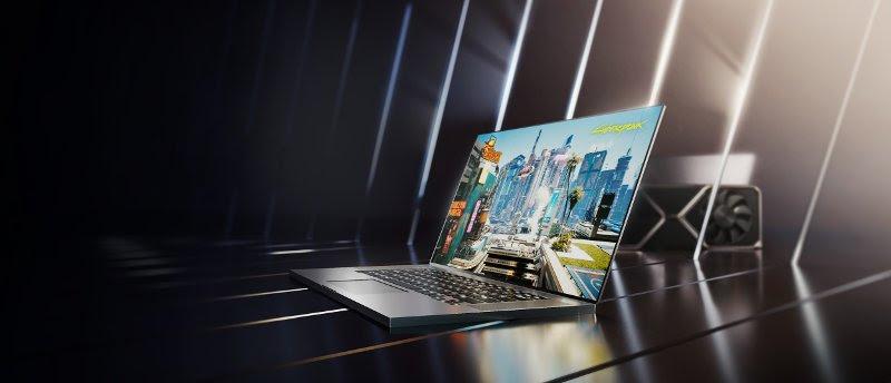 laptops GeForce RTX