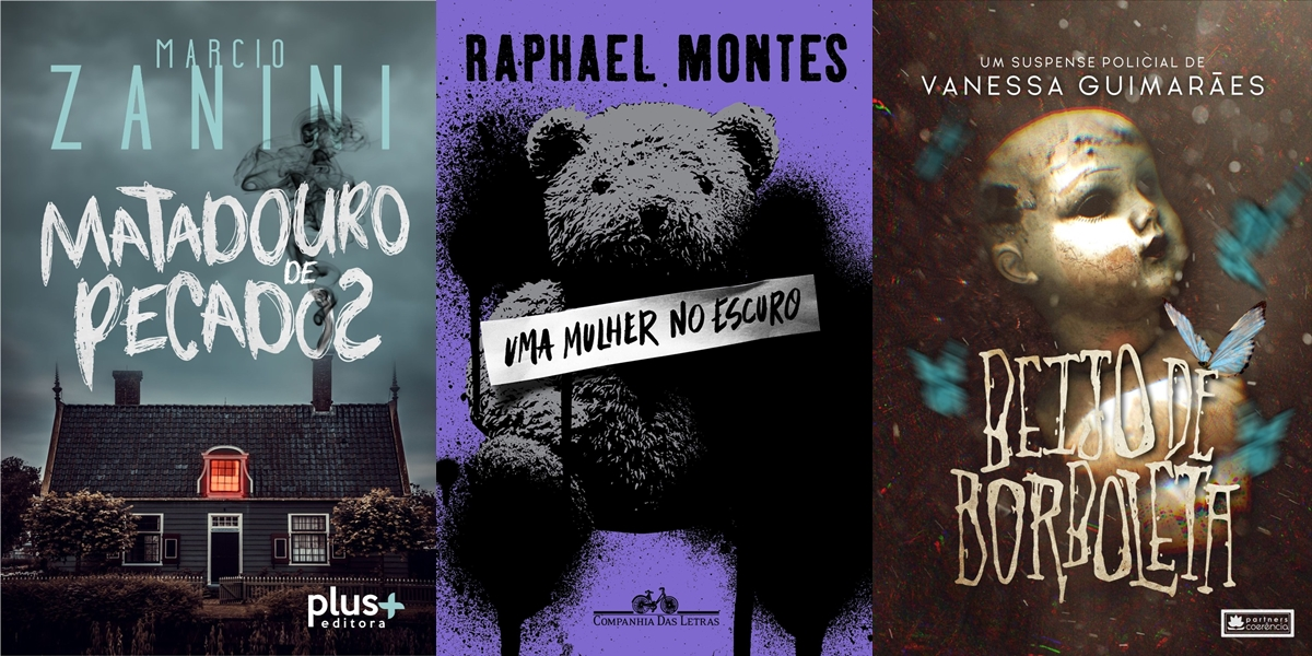 Livros de thriller