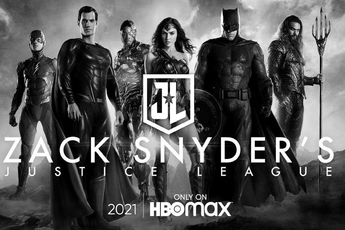 Liga da Justiça: Zack Snyder