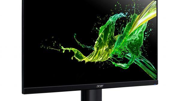 Novos monitores da Acer chegam ao Brasil com garantia de experiência única