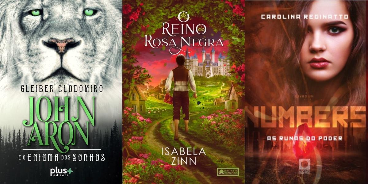 Livros de fantasia para ler em 2021
