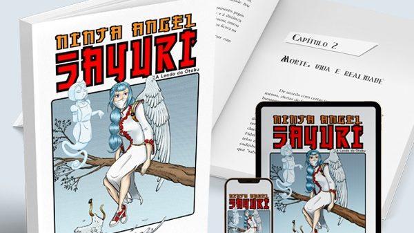 Ninja Angel Sayuri – a Lenda da Otaku