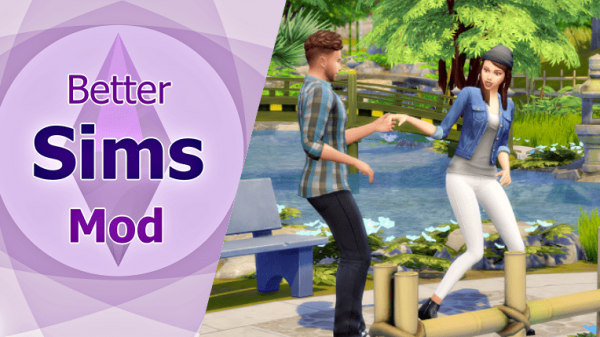 BetterSims The Sims 4